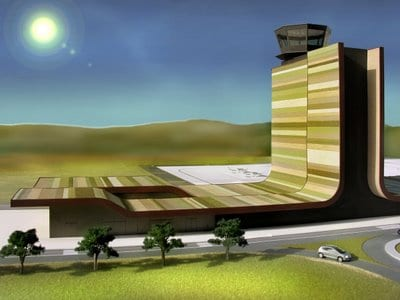 Lleida Airport nears completion