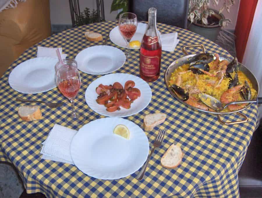 Spanish food culture